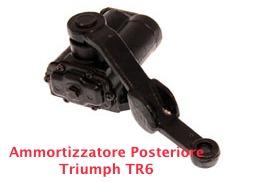 Ammortizzatore posteriore originale per Triumph TR6